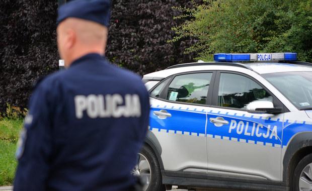 Podlaskie: Wypadek w trakcie policyjnego pościgu