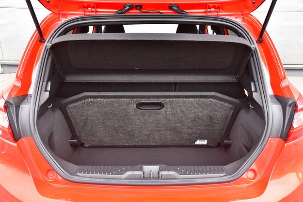 Podłogę da się umieścić pionowo lub poziomo. /Motor