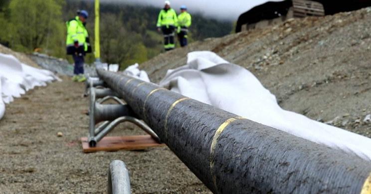 Podmorski kabel zasilający / fot. North Sea Link /materiał zewnętrzny
