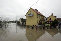 Podnosi się poziom wody w Krapkowicach