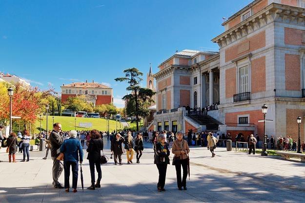 Podnosimy na duchu... Hiszpanów. Nz. Muzeum Prado w Madrycie /©123RF/PICSEL