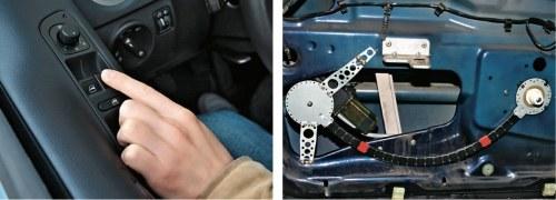 podnośniki szyb /Motor