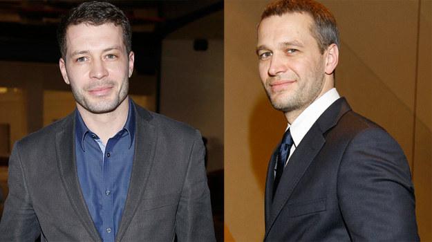 Podobieństwo aktorów jest uderzające! /Wojtalewicz/AKPA Baranowski /MWMedia