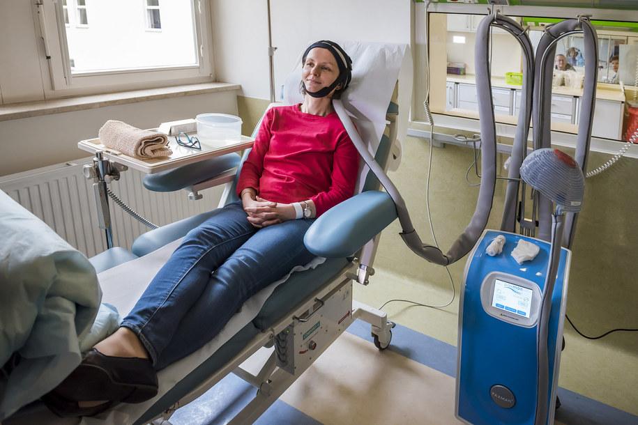 Podobną terapię prowadzi 7 innych szpitali w Polsce /materiały prasowe /