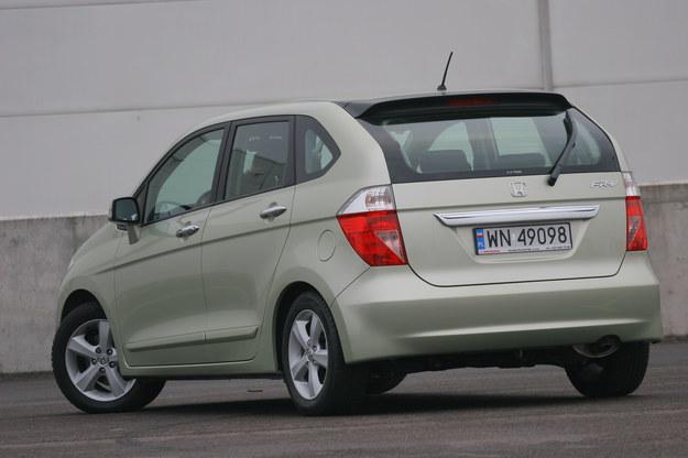 Podobnie jak Fiat, także Honda nie jest pochodną innego, popularniejszego modelu. Skutek? Słabe zaopatrzenie w części zamienne. A jeśli już są dostępne, kosztują sporo, np. zestaw sprzęgła z kołem dwumasowym za... 4300 zł! /Motor