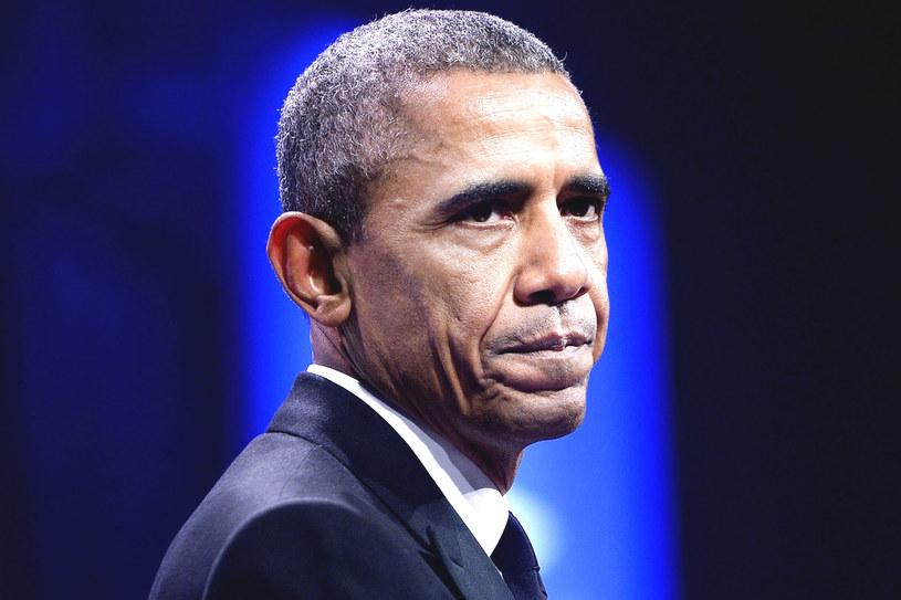 Podobno prezydent USA Barack Obama zażywa modafinil /Reporter