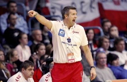 Podopieczni Bogdana Wenty przegrali z Rumunią /AFP