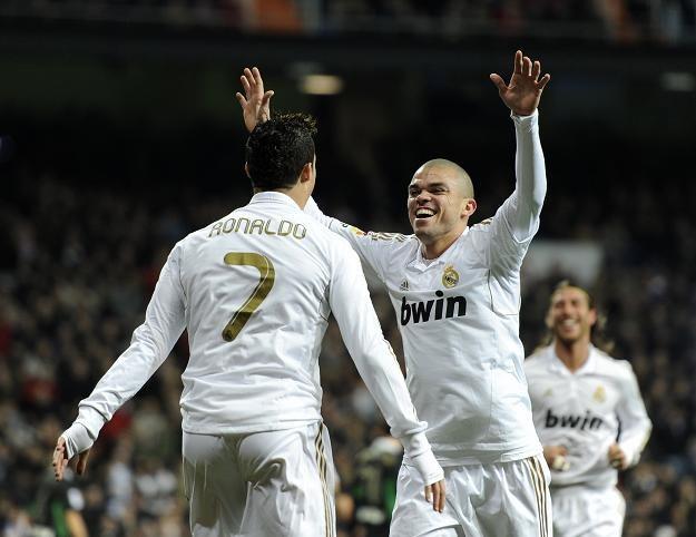 Podopieczni Jose Mourinho ponownie mieli powody do radości /AFP