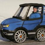 PodRide: Rower? Samochód? A może 2 w 1?