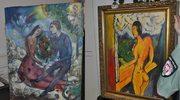 Podrobione obrazy Chagalla i Matisse'a ukryte w przesyłkach