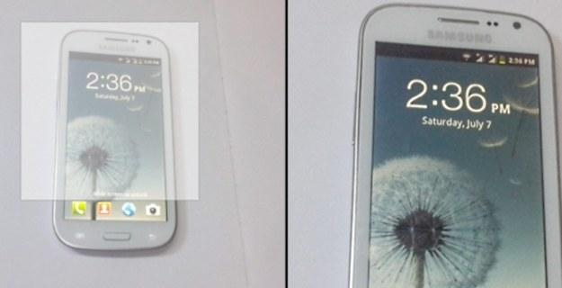Podróbka Galaxy S III sprzedawana w chińskim sklepie (fot. sklep Chinaecart) /Internet