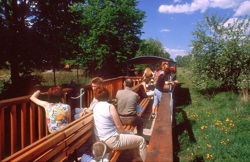 Podróż pociągiem może być atrakcją samą w sobie /Marek Skorupski /Agencja FORUM
