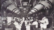 Podróż w czasie wagonami Pullmana