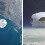 Podróż w kosmos w balonie? To pomysł hiszpańskiej firmy
