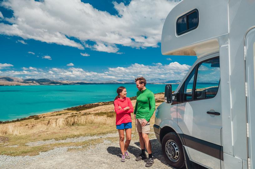 Podróżowanie kamperem wymaga wysokich umiejętności organizacyjnych /123RF/PICSEL