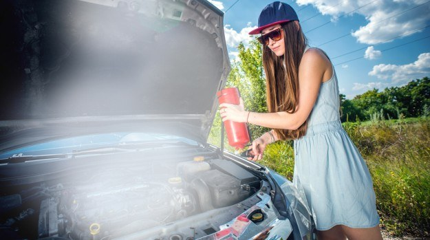 Podróżuj autem, nie piekarnikiem /Shutterstock