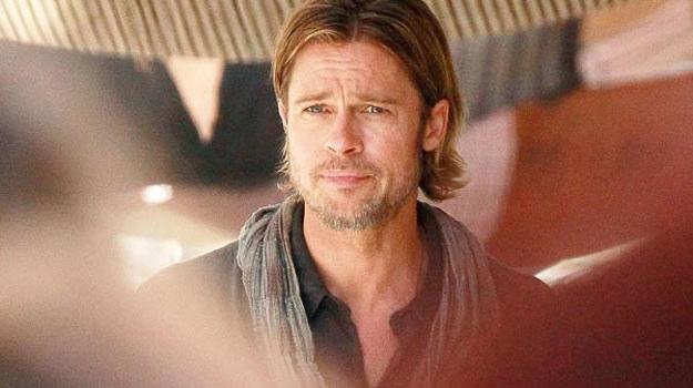 """""""Podstarzały, ale mający wciąż szczenięcy urok"""" Brad Pitt /materiały dystrybutora"""