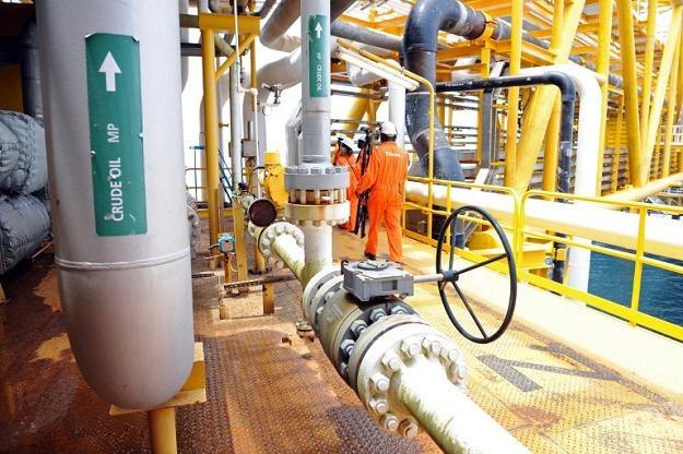 Podstawą nigeryjskiej gospodarki jest przemysł wydobywczy /AFP
