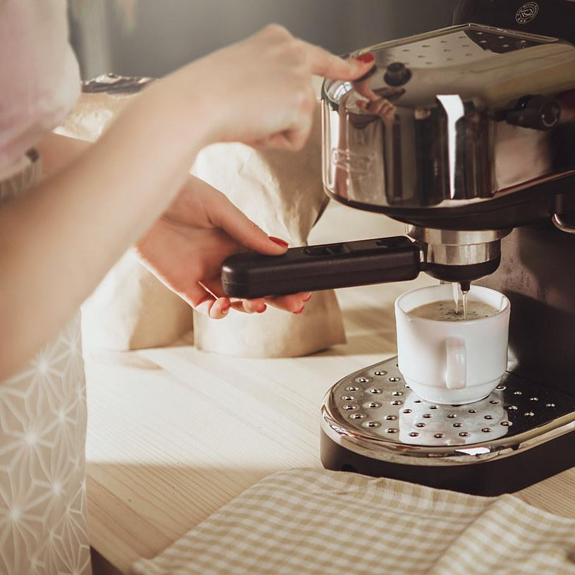 Podstawą smaku kawy są odpowiednie ziarna /123RF/PICSEL