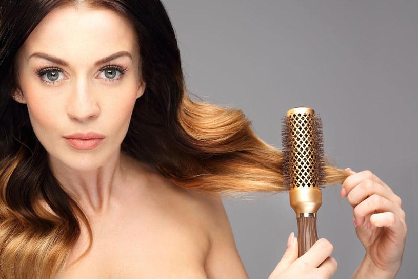 Podstawą udanej koloryzacji są piękne, zdrowe włosy! /123RF/PICSEL