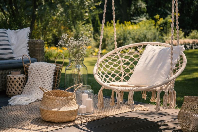 Podstawą wyposażenia strefy relaksu w ogrodzie są dobrze dobrane meble /materiały promocyjne