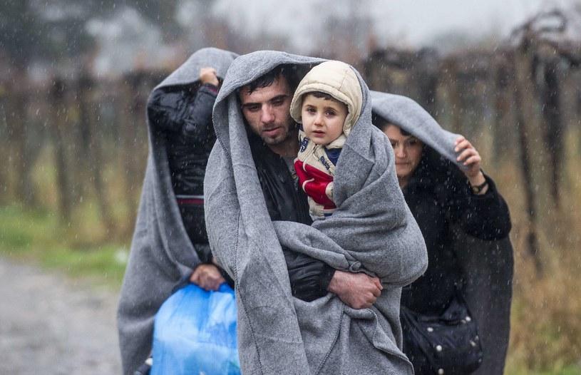 Podsumowanie dnia, 27.11.2015 /Robert Atanasovski /AFP