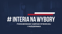 Podsumowanie kampanii wyborczej. 1 października