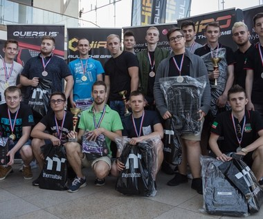 Podsumowanie LG HIRO Quersus Wakacyjnego SUPER GAME e-sport w Wejherowie
