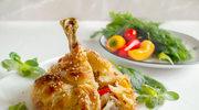 Podudzia z kurczaka w cieście