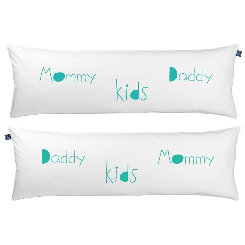 Poduszki Mr&Mrs Sleep /materiały prasowe