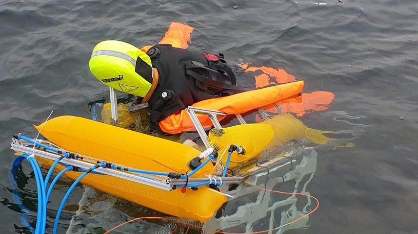 Podwodne roboty będą teraz pilnować ludzi i ratować życie na akwenach /Geekweek
