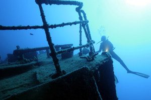 """Podwodny robot znajdzie """"Bursztynową Komnatę""""?"""
