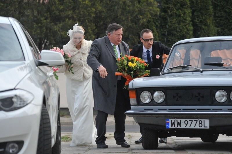 Podwójny ślub Joanny i Bogdana oraz Moniki i Damiana /Agencja W. Impact