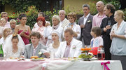 Podwójny ślub na Mazurach