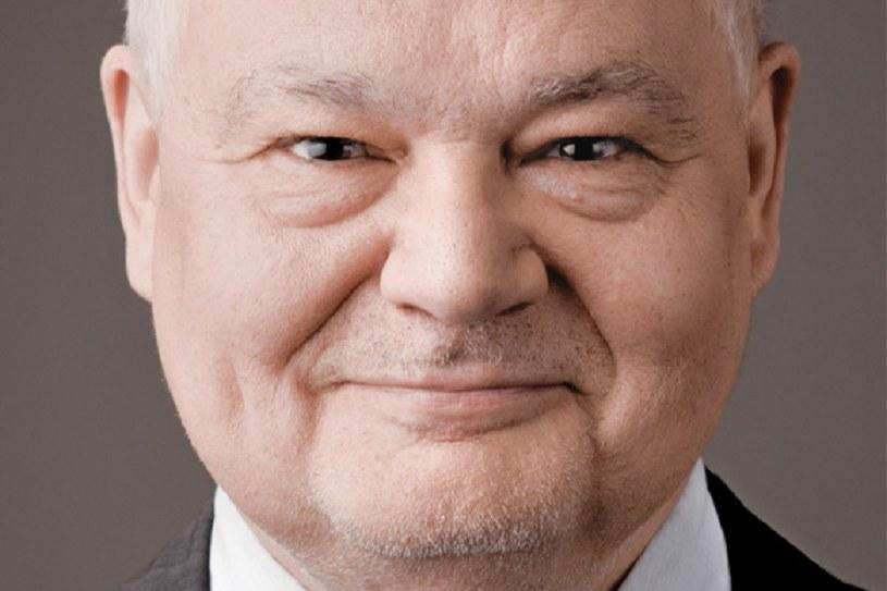 Podwyżki stóp proc. już niechybne - w budżecie na 2022 r. Nz. prezes NBP Adam Glapiński /Informacja prasowa