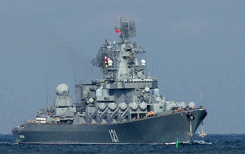 Podwyższono gotowość bojową Floty Czarnomorskiej FR /AFP