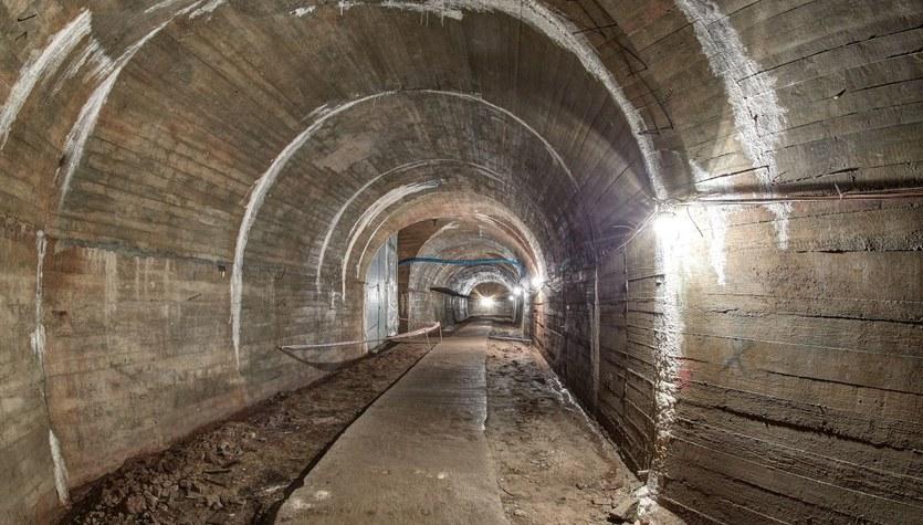 Podziemia Zamku Książ w Wałbrzychu będą dostępne dla turystów