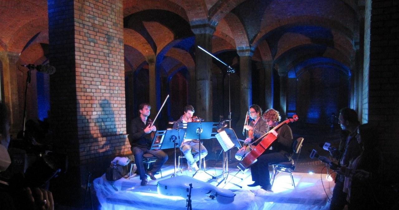 Podziemny koncert na Festiwalu Czterech Kultur