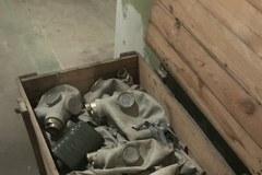 Podziemny schron w szpitalu Żeromskiego