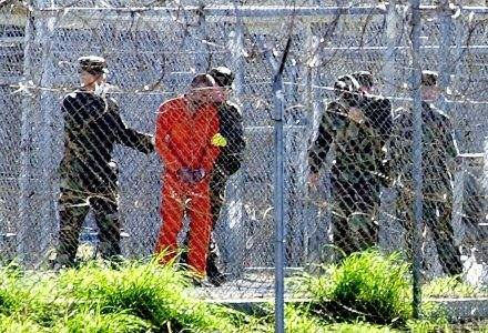 Poezja więźniów z Guantanamo została ostatnio opublikowana /AFP