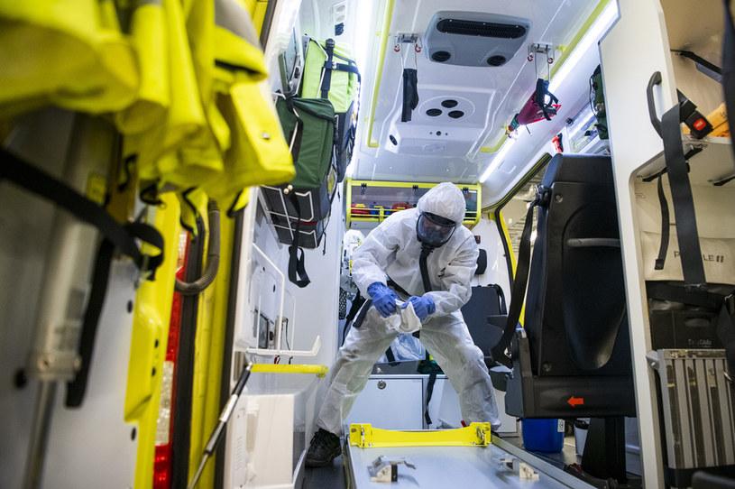 Pogarsza się sytuacja w Szwecji /JONATHAN NACKSTRAND/AFP /AFP