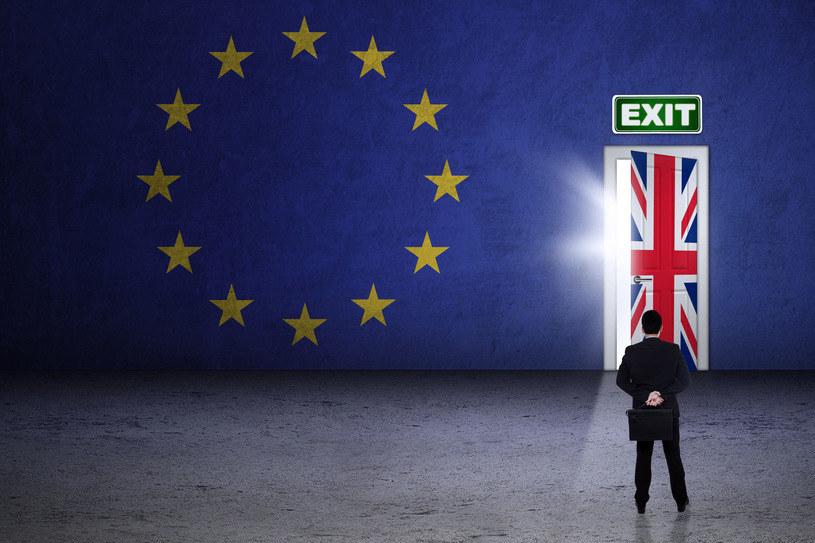 Pogłoski na temat brexitu bez porozumienia spędzają sen z oczu /123RF/PICSEL