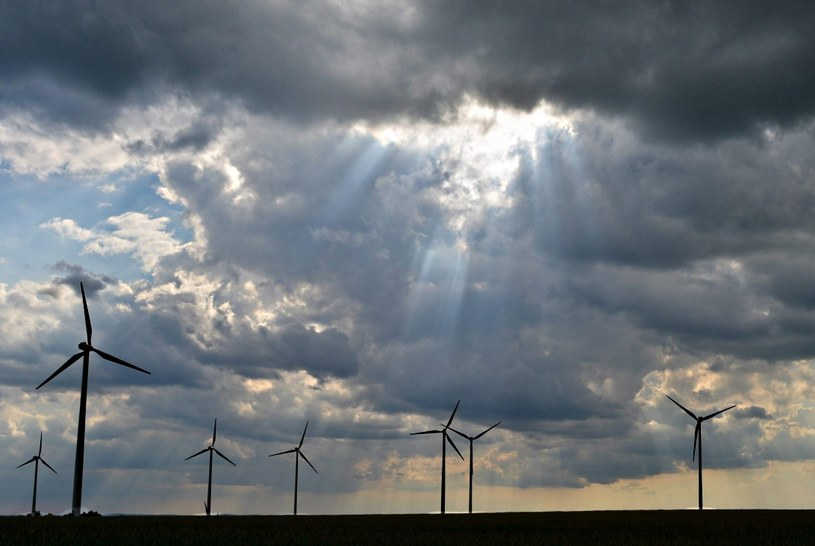 Pogoda będzie dynamiczna /PAP/EPA