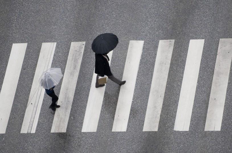 Pogoda nie będzie nas rozpieszczać /AFP