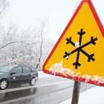 Pogoda podobno nie przeszkadza kierowcom...
