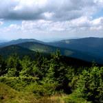 Pogoda sprzyja górskim wędrówkom w Beskidach