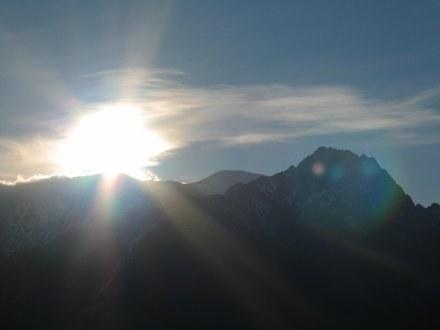 Pogoda zachęca do górskich wypraw /RMF