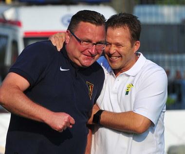 Pogoń Szczecin - Górnik Łęczna 0-0 w 4. kolejce Ekstraklasy