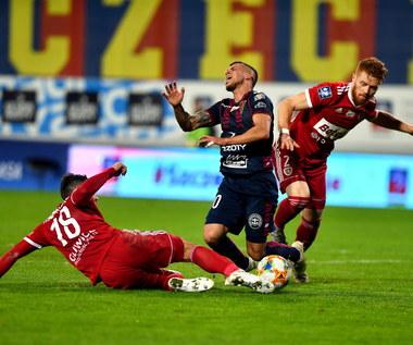Pogoń Szczecin - Piast Gliwice 1-0 w 18. kolejce PKO Ekstraklasy
