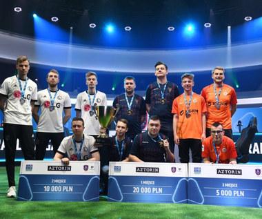 Pogoń Szczecin wygrywa Ekstraklasę Games